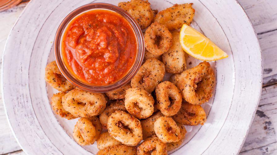 Calamari Food Near Me