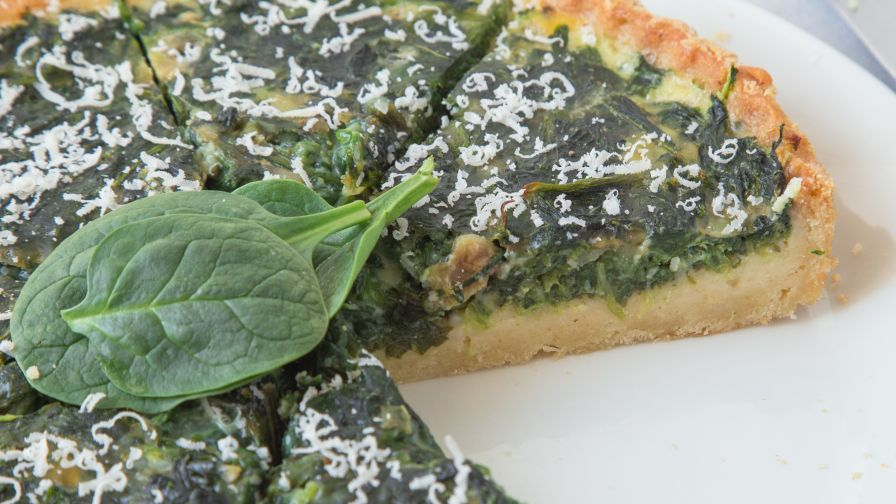 Spinach quiche recipe genius kitchen forumfinder Choice Image