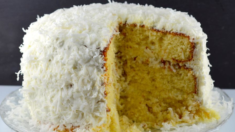 Best Recipe For Coconut Cream Cake
