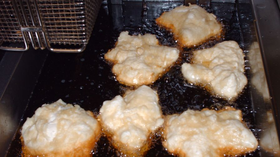 Native american easy recipes genius kitchen fried bread i call it bannock forumfinder Choice Image
