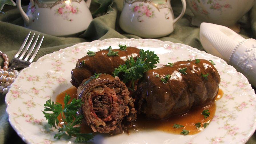 Beef rolls rindsrouladen recipe genius kitchen 12 view more photos save recipe forumfinder Images