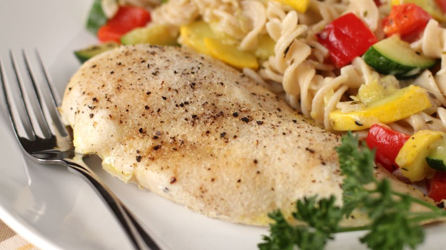 Easy healthy baked chicken breasts recipe genius kitchen 12 view more photos forumfinder Images