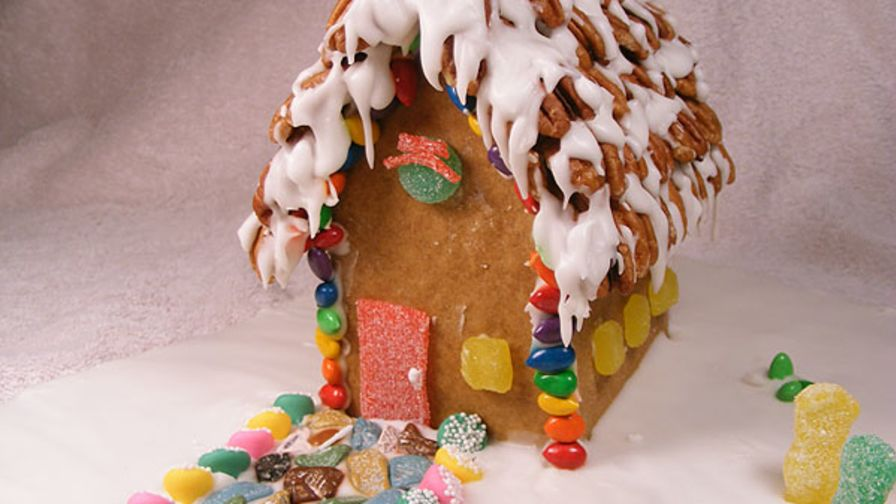 recipe: small gingerbread house recipe [33]