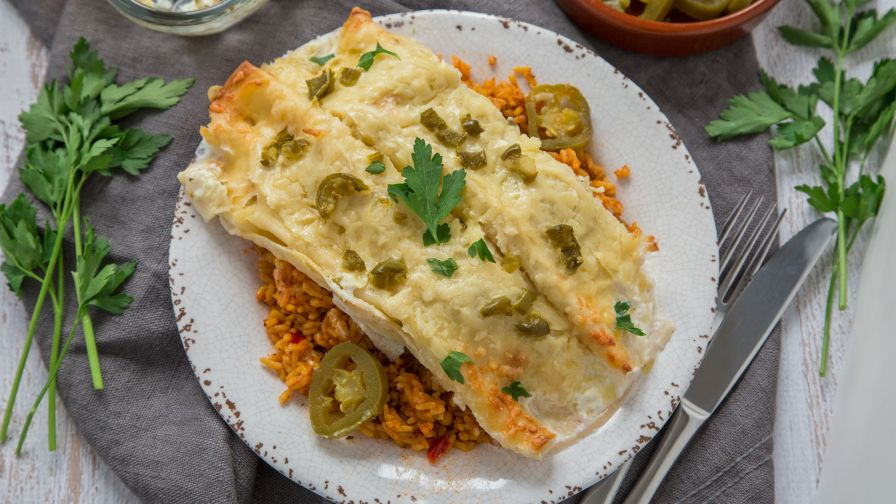 Ww chicken enchiladas recipe genius kitchen forumfinder Choice Image