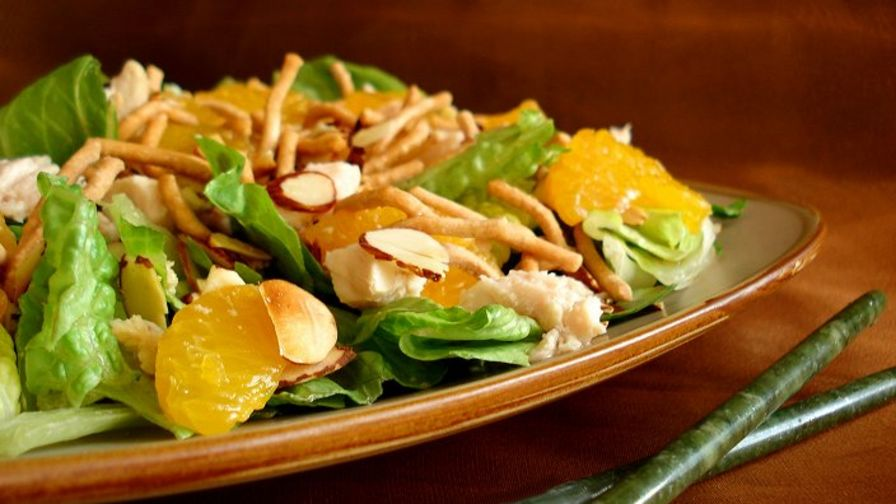 Mandarin Chicken Salad Recipe - Chinese.Genius Kitchen