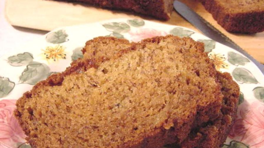 Melt in your mouth banana bread recipe genius kitchen 9 view more photos save recipe forumfinder Image collections