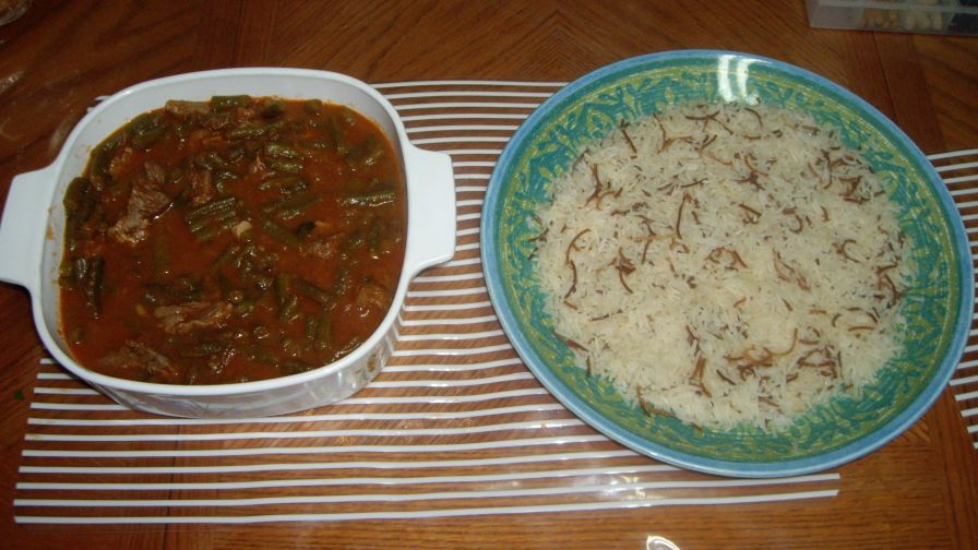 Palestinian rice recipes genius kitchen arabic rice forumfinder Image collections