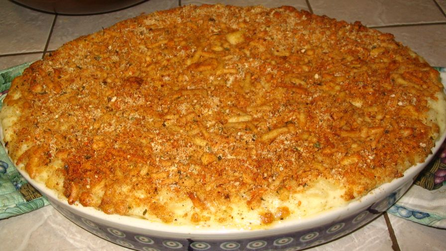 emeril mac and cheese recipe