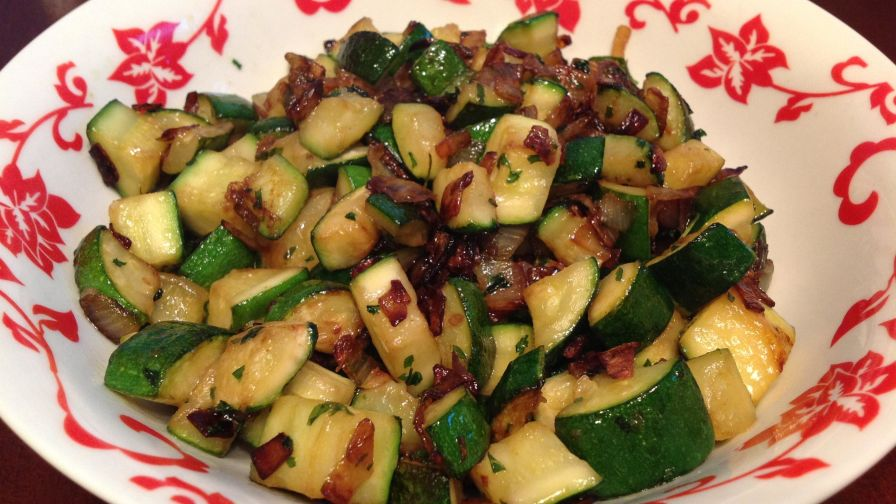 Sauteed zucchini recipe genius kitchen forumfinder Choice Image