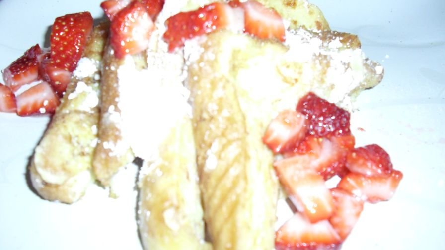 Top secret recipes version of ihop french toast by todd wilbur 1 view more photos forumfinder Image collections