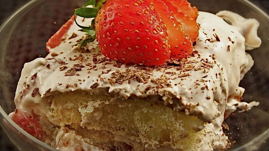 Strawberry chocolate tiramisu recipe genius kitchen top review by forumfinder Gallery