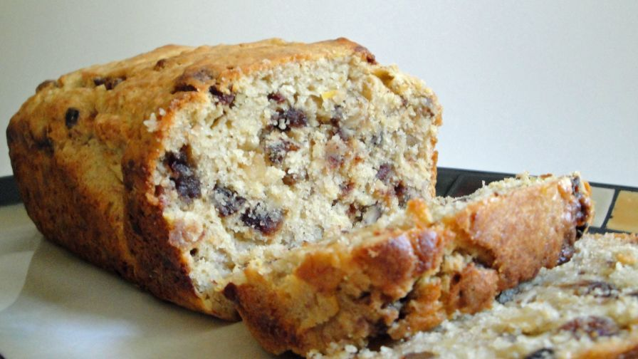 Banana walnut and date loaf recipe genius kitchen 5 view more photos forumfinder Images