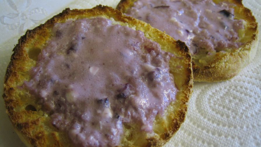Cottage cheese jam on an english muffin recipe genius kitchen 1 view more photos forumfinder Gallery