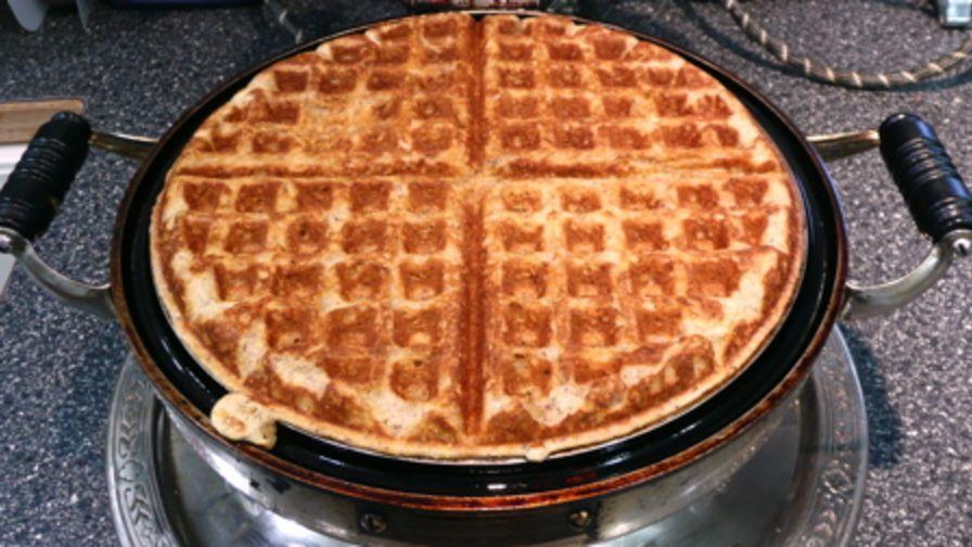 recipe: cornmeal waffles egg whites [20]