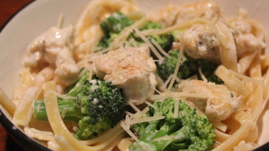 how to cook chicken with broccoli