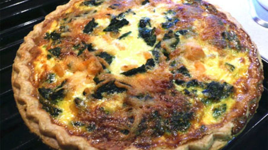 Seafood quiche recipe genius kitchen forumfinder Choice Image