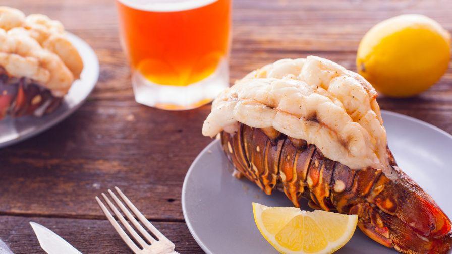 Butterflied lobster tails recipe genius kitchen forumfinder Choice Image