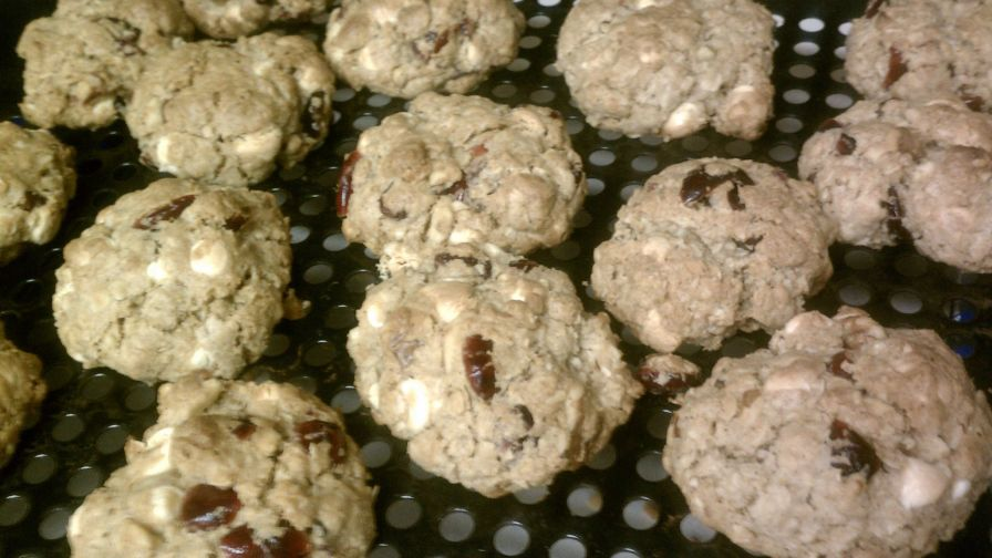 recipe: cranberry walnut oatmeal cookies crisco [38]