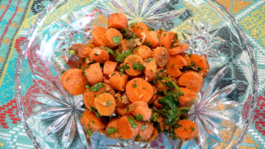Libyan carrot dish recipe genius kitchen forumfinder Gallery