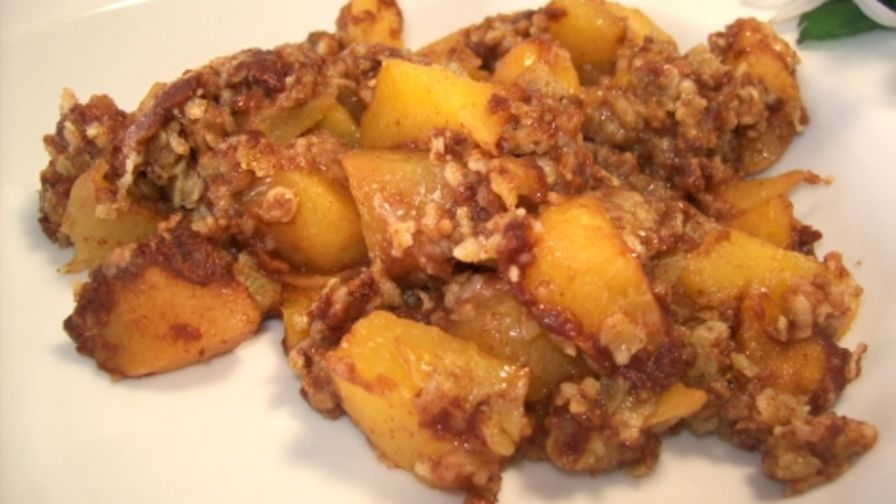 Tess any fruit crumble recipe genius kitchen forumfinder Images