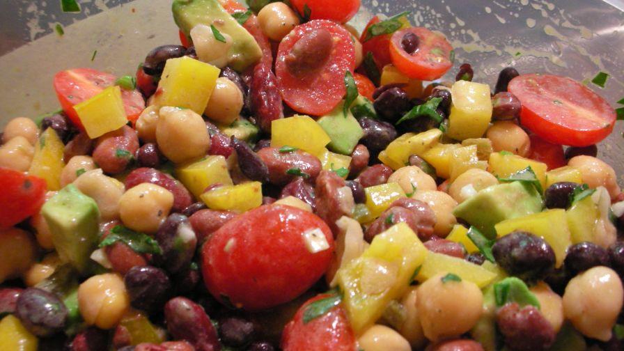 Peruvian bean salad recipe genius kitchen forumfinder Images