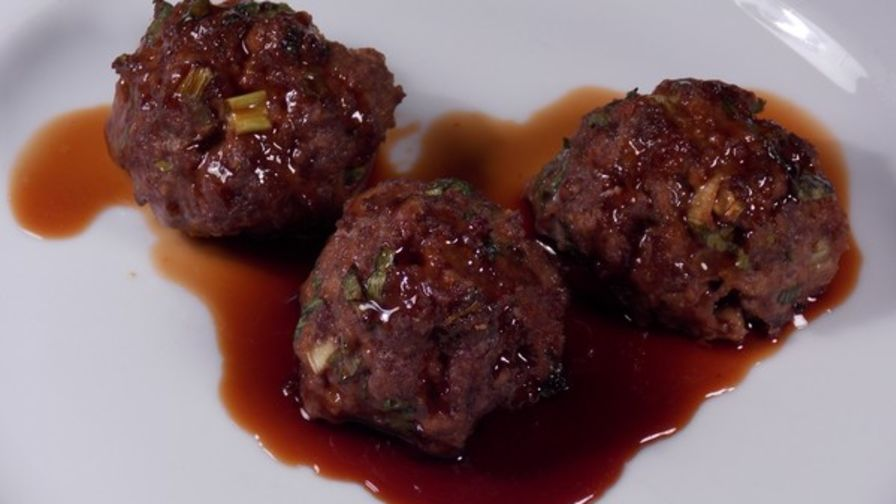 recipe: chinese turkey meatballs [13]