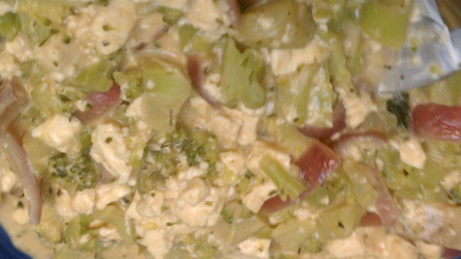 Vegetarian chicken divan w tofu recipe genius kitchen 2 view more photos forumfinder Choice Image