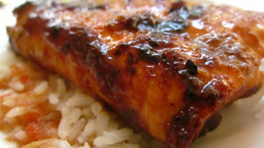 recipe: ginger lime salmon marinade [37]