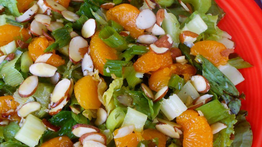 recipe: mandarin orange almond salad dressing recipe [6]