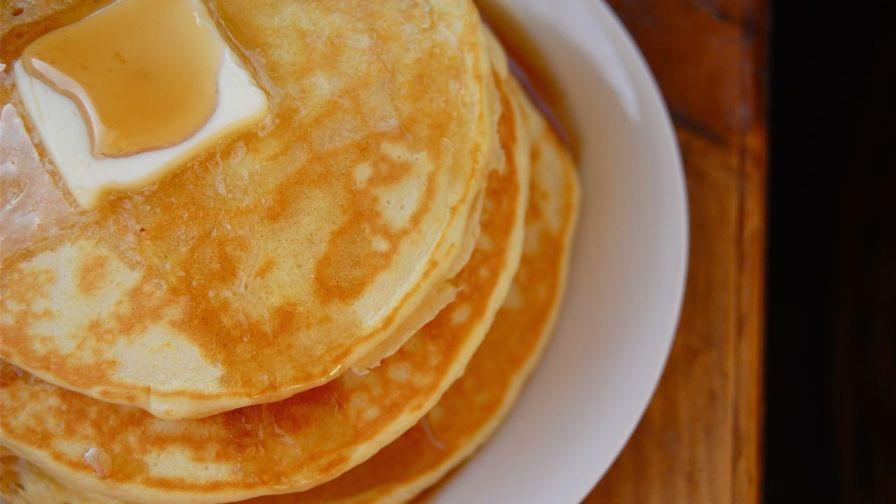 Basic pancake mix recipe genius kitchen ccuart Image collections