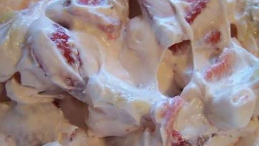 recipe: cheesecake salad delight [33]