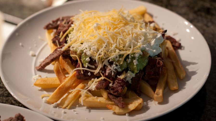 carne asada fries recipe food network