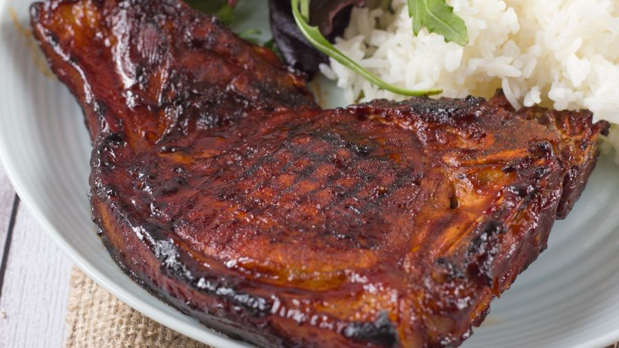 recipe: pork steak recipes grill [11]