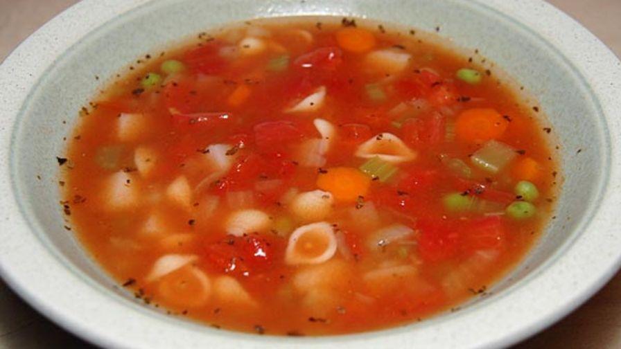 Italian Vegetable Soup Recipe Genius Kitchen - Italian vegetable soup