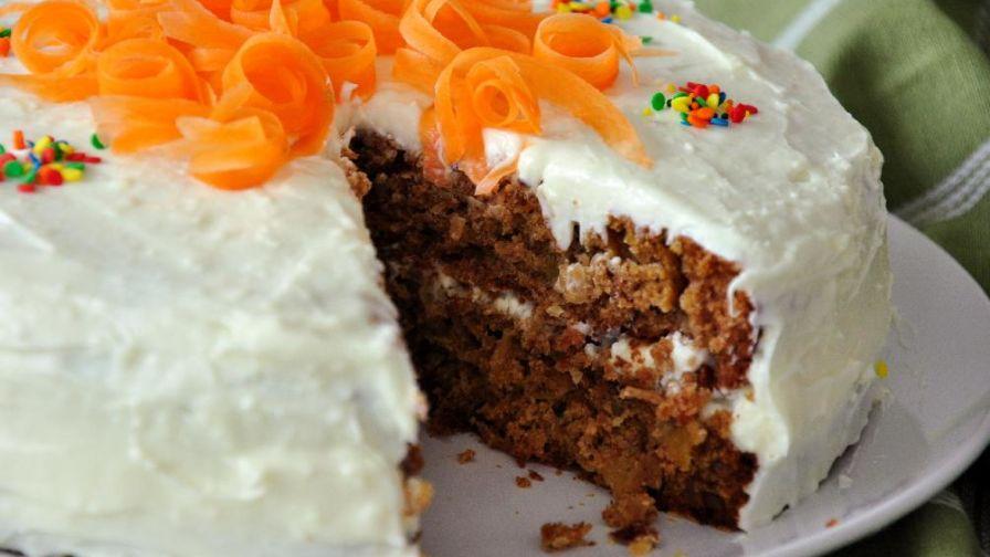 Carrot cake recipe genius kitchen 65 view more photos save recipe forumfinder Images