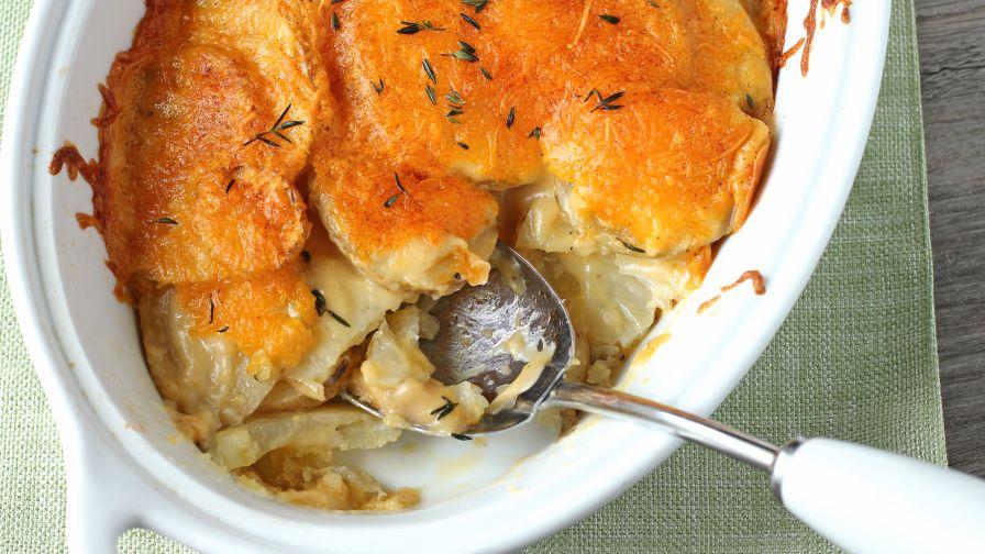 Scalloped potatoes recipe genius kitchen forumfinder Choice Image