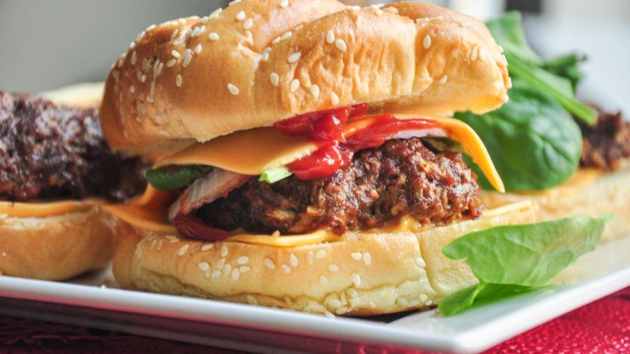 Perfect burger recipe for Burger küchen h ndler