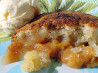 The Easiest Fresh Peach Cobbler Ever!. Recipe by Troop Angel