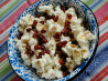 Pomegranate & Popcorn. Recipe by Nose