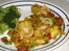 Spanish Paella. Recipe by Tisy Adams