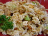 Crunchy Chinese Chicken Salad. Recipe by Sharlene~W