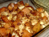 Sweet Potato- Apple Casserole. Recipe by Kim