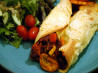 Sylvie's Vegetable Stuffed Tortillas. Recipe by -Sylvie-