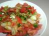Salsa Mexicana. Recipe by Mini Ravindran