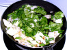 Baby Bok Choy Stir Fry With Beans & Onions. Recipe by Bergy