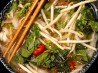 Pho Bo - Beef Noodle Soup. Recipe by Sackville