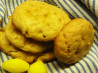 Lemon Drop Candy Cookies. Recipe by Ridgely