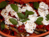 Grilled Eggplant With Ricotta and Tomato