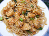 California Pizza Kitchens Kung Pao Spaghetti