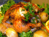 Tyler Florence's Ultimate Roast Chicken. Recipe by Jessica K